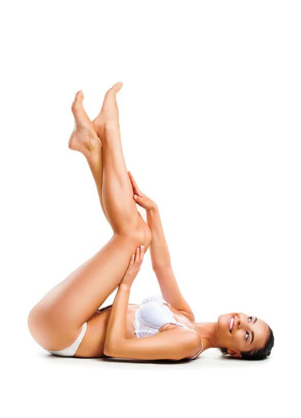 Schönheitsbehandlungen für den Körper